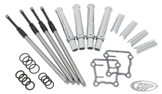 S&S QUICKEE ADJUSTABLE PUSHROD KIT FOR TWIN CAM & MILWAUKEE EIGHT