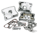 KIT CAJAS DE BALANCINES DE ALUMINIO BILLET PARA BIG-TWIN EVOLUTION