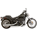 FAT DUALS 2-EN-2 DE SUPERTRAPP PARA SOFTAIL 1984-2011