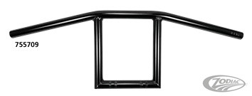 WESTLAND CUSTOMS ONE INCH DIAMETER WINDOWS HANDLEBARS