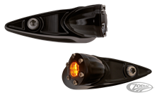 VITY'S DESIGN DIAMOND FRONT TURN SIGNALS FOR ROAD GLIDE