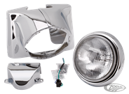 DUO GLIDE & ELECTRA GLIDE HEADLIGHT NACELLE KIT