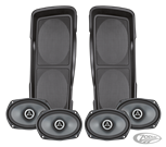 BAGGER AUDIO SADDLEBAG LID SPEAKER SYSTEM