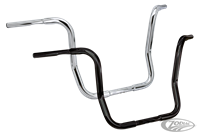 ZODIAC'S FAT BUBBA LARGE DIAMETER SIX-BEND BAGGER STYLE HANDLEBARS