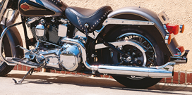 SISTEMI DI SCARICO KERKER CROSS-OVER 2 IN 2 PER SOFTAIL
