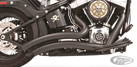 FREEDOM PERFORMANCE EURO-3 SHARP CURVE RADIUS EXHAUSTS
