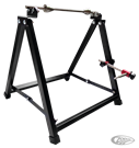 FOLDABLE WHEEL STAND