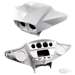 TOMMY & SONS BATWING STYLE FAIRING FOR ROAD GLIDE HEADLIGHTS