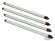 ADJUSTABLE PUSHROD SET FOR HYDRAULIC LIFTERS