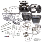 KIT S&S 106CI HOT SET UP BIG BORE PER TWIN CAM