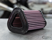HIGH-FLOW REPLACEMENT AIR FILTER FOR ROYAL ENFIELD 650 TWINS