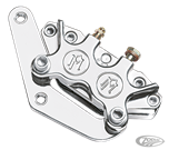 PERFORMANCE MACHINE 4 PISTON CALIPERS
