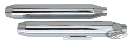 S&S TÜV APPROVED AND EC CERTIFIED MUFFLERS
