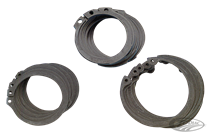 CLUTCH RETAINING RINGS