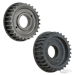 STOCK REPLACEMENT TRANSMISSION BELT PULLEYS
