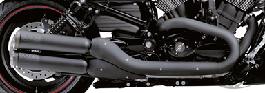 SUPERTRAPP SLIP-ON FAT SHOTS FOR V-ROD