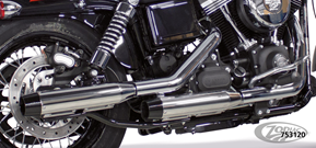 TWO BROTHERS RACING SLIP-ON MUFFLERS