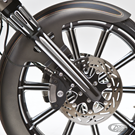 GAMBALI FORCELLA ARLEN NESS HOT LEGS PER TOURING E SOFTAIL