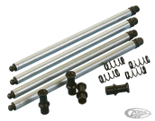 SOLID ADJUSTABLE PUSHROD SET