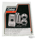 COLONY REAR AXLE ADJUSTERS FOR DYNA MODELS