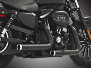 Escapes Freedom Performance para Sportster