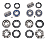 ALL BALLS WHEEL BEARING & SEAL KITS