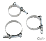 T-BOLT STYLE MUFFLER CLAMPS
