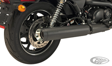 SUPERTRAPP STOUT SLIP-ON MUFFLERS