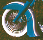 SUMAX STREET-SWEEPER FRONT FENDER