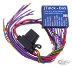 T-BOX CONTROL MODULE FOR USE WITH ONLY TWO BUTTON SWITCHES