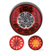 ROULETTE LED TAILLIGHT WITH TURN SIGNAL