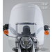 NATIONAL CYCLE'S SPARTAN DETACHABLE WINDSHIELD