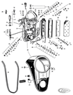 INSTRUMENT PANEL 1947-1961