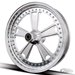 "RICK'S ""THREE-PIECE"" BILLET ALUMINUM WHEELS"