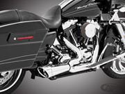 Freedom Performance Exhausts for Touring & Trike