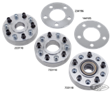 SPROCKET AND DISC SPACERS