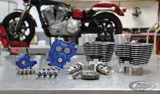 S&S 100CI AND 110CI POWER PACKS FOR TWIN CAM
