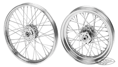40-SPOKE WHEELS FOR 2000 TO PRESENT SOFTAIL
