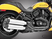 Escapes Freedom Performance para V-Rod