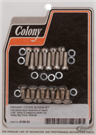 COLONY SCREW KITS FOR TIN PRIMARY