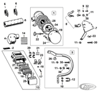 AIR CLEANER PARTS FOR WLA & WLC MODELS