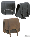TEXAS LEATHER SIDE SADDLEBAG