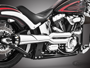Escapes Freedom Performance para Softail