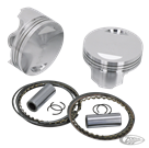 "KIT PISTONI WISECO DA 3 3/4"" PER BIG TWIN EVOLUTION"