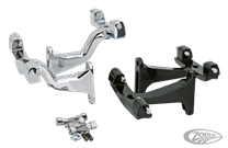 REDUCED REACH PASSENGER FOOTBOARD MOUNTS