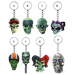 LETHAL THREAT THREE DIMENSIONAL KEY CHAINS