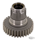JIMS MAIN DRIVE GEAR, FIFTH GEAR MAIN SHAFT