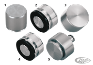 BRAKE CALIPER PISTON ASSEMBLIES