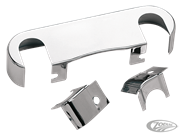 THREE PIECE COVER FOR HARLEY LOWER TRIPLE CLAMP FX-XL