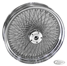 120 SPOKE DUAL FLANGE FRONT WHEEL
